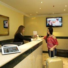 Отель ESPOSIZIONE Рим гостиничный бар