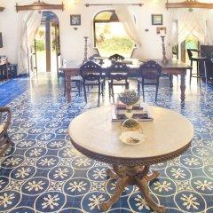 Отель GuestHouser 3 BHK Villa 9e06 Гоа интерьер отеля