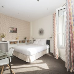 Отель Hôtel Des Batignolles Франция, Париж - 10 отзывов об отеле, цены и фото номеров - забронировать отель Hôtel Des Batignolles онлайн фото 3