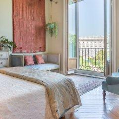 Отель Palacio Real Испания, Мадрид - отзывы, цены и фото номеров - забронировать отель Palacio Real онлайн комната для гостей фото 3