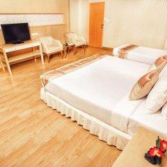 Отель Chawamit Residence Bangkok Бангкок комната для гостей фото 4
