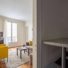 Отель Appart pour 4 près de Bastille комната для гостей фото 3