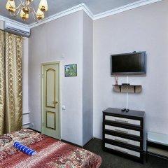 Гостиница Парадис на Новослобоской комната для гостей фото 4