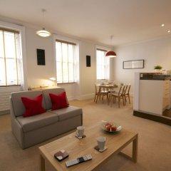 Апартаменты Acorn of London - Gower Apartments Лондон комната для гостей
