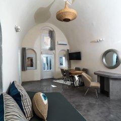 Отель Thetis Cave Villa Греция, Остров Санторини - отзывы, цены и фото номеров - забронировать отель Thetis Cave Villa онлайн комната для гостей фото 3