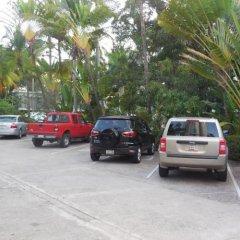 Acapulco Park Hotel парковка фото 3