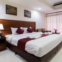 True Siam Phayathai Hotel комната для гостей