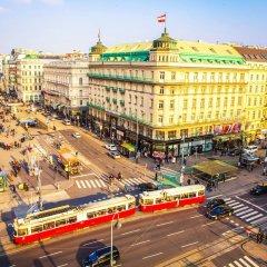 Отель Bristol, a Luxury Collection Hotel, Vienna Австрия, Вена - 3 отзыва об отеле, цены и фото номеров - забронировать отель Bristol, a Luxury Collection Hotel, Vienna онлайн городской автобус