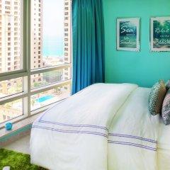 Апартаменты Dream Inn Dubai Apartments - Al Sahab комната для гостей фото 5