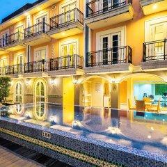 Отель Salil Hotel Sukhumvit - Soi Thonglor 1 Таиланд, Бангкок - отзывы, цены и фото номеров - забронировать отель Salil Hotel Sukhumvit - Soi Thonglor 1 онлайн фото 6