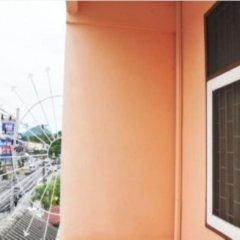 Отель Pro Mansion балкон