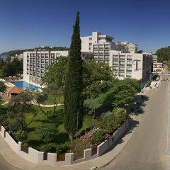 Отель Tara Черногория, Будва - 1 отзыв об отеле, цены и фото номеров - забронировать отель Tara онлайн балкон