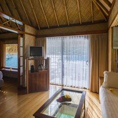 Отель InterContinental Le Moana Resort Bora Bora комната для гостей фото 5
