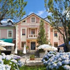 Отель Grande Albergo Gambarie Санто-Стефано-ин-Аспромонте помещение для мероприятий