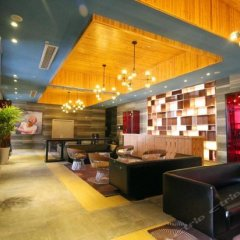 Tian Hai Hotel (Jiujiang Convention and Exhibition Center Sixi) интерьер отеля фото 3