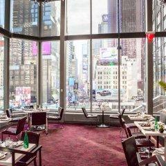 Отель Novotel New York Times Square питание фото 3