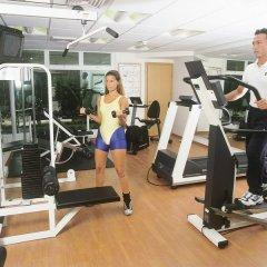 Отель Metropolitan Suites Тель-Авив фитнесс-зал фото 2