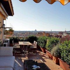 Отель Trevispagna Charme Apartment Италия, Рим - отзывы, цены и фото номеров - забронировать отель Trevispagna Charme Apartment онлайн балкон