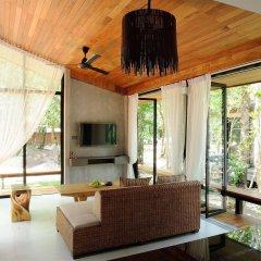 Отель Villa Thalanena Таиланд, Краби - отзывы, цены и фото номеров - забронировать отель Villa Thalanena онлайн комната для гостей фото 2