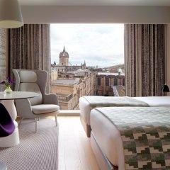 Отель Radisson Collection Hotel, Royal Mile Edinburgh Великобритания, Эдинбург - отзывы, цены и фото номеров - забронировать отель Radisson Collection Hotel, Royal Mile Edinburgh онлайн комната для гостей