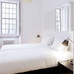 Отель Hello Lisbon Cais Do Sodre Лиссабон комната для гостей