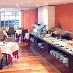 Отель Eurostars Madrid Gran Via (ex Exe Coloso) Испания, Мадрид - отзывы, цены и фото номеров - забронировать отель Eurostars Madrid Gran Via (ex Exe Coloso) онлайн питание фото 3
