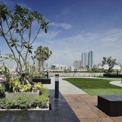 Отель Locals Sathorn Siamese Nang Linchee Бангкок