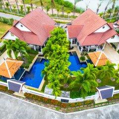 Отель Villas In Pattaya Green Residence Jomtien Beach Паттайя бассейн фото 2