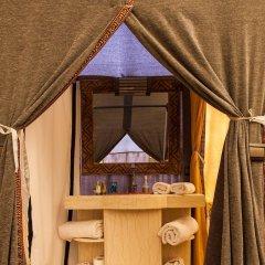Отель Luxury Camp Chebbi Марокко, Мерзуга - отзывы, цены и фото номеров - забронировать отель Luxury Camp Chebbi онлайн сейф в номере