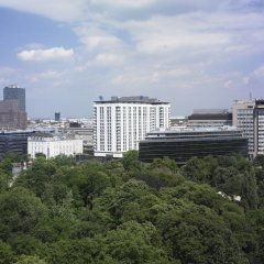 Отель Hilton Vienna балкон