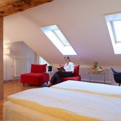 Отель Goldener Schlüssel Швейцария, Берн - 1 отзыв об отеле, цены и фото номеров - забронировать отель Goldener Schlüssel онлайн комната для гостей фото 5