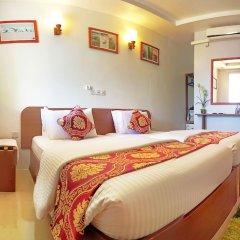 Отель Casadana Thulusdhoo Остров Гасфинолу комната для гостей