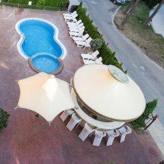 Отель Saint Valentine Болгария, Солнечный берег - отзывы, цены и фото номеров - забронировать отель Saint Valentine онлайн бассейн фото 2