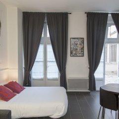 Апартаменты Saint-germain Des Prés Apartment 2 Париж комната для гостей фото 3