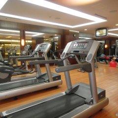 Отель Marco Polo Plaza Cebu Филиппины, Лапу-Лапу - отзывы, цены и фото номеров - забронировать отель Marco Polo Plaza Cebu онлайн фитнесс-зал фото 4