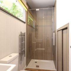 Отель Stranda Booking ванная фото 2