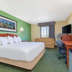 Отель Days Inn by Wyndham Great Bend США, Хойзингтон - отзывы, цены и фото номеров - забронировать отель Days Inn by Wyndham Great Bend онлайн комната для гостей фото 2