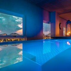 Отель SH Valencia Palace Испания, Валенсия - 1 отзыв об отеле, цены и фото номеров - забронировать отель SH Valencia Palace онлайн бассейн фото 2