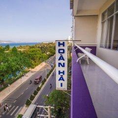 Hoan Hai Hotel балкон