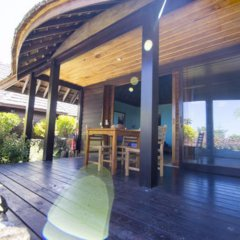 Отель Oa Oa Lodge Французская Полинезия, Бора-Бора - отзывы, цены и фото номеров - забронировать отель Oa Oa Lodge онлайн питание