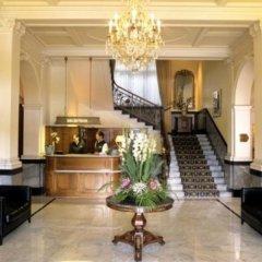 Отель La Reserve EDEN AU LAC Zurich интерьер отеля фото 2