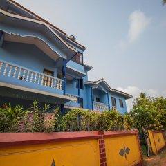Апартаменты OYO 13360 Home Studio Morjim Beach Гоа фото 2