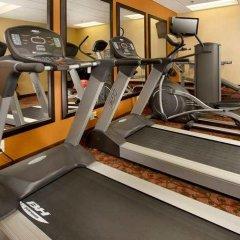 Отель The American Inn of Bethesda фитнесс-зал фото 4
