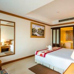 Отель Royal Cliff Beach Terrace Hotel Таиланд, Паттайя - отзывы, цены и фото номеров - забронировать отель Royal Cliff Beach Terrace Hotel онлайн комната для гостей фото 5