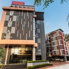 Отель Viva Residence Таиланд, Бангкок - отзывы, цены и фото номеров - забронировать отель Viva Residence онлайн вид на фасад