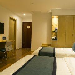 Отель Citytel Inn Китай, Пекин - отзывы, цены и фото номеров - забронировать отель Citytel Inn онлайн комната для гостей фото 5
