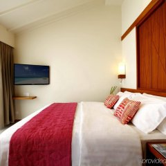 Отель Centara Ras Fushi Resort & Spa Maldives Мальдивы, Велиганду Хураа - отзывы, цены и фото номеров - забронировать отель Centara Ras Fushi Resort & Spa Maldives онлайн комната для гостей фото 4