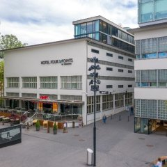 Отель Four Points by Sheraton Sihlcity Zurich Швейцария, Цюрих - отзывы, цены и фото номеров - забронировать отель Four Points by Sheraton Sihlcity Zurich онлайн фото 7