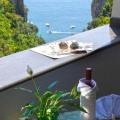 Отель La Pergola Италия, Амальфи - 1 отзыв об отеле, цены и фото номеров - забронировать отель La Pergola онлайн балкон