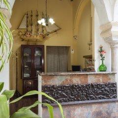 Отель Apartamentos Jerez Испания, Херес-де-ла-Фронтера - отзывы, цены и фото номеров - забронировать отель Apartamentos Jerez онлайн интерьер отеля